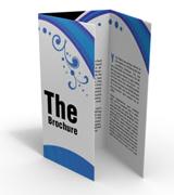 creazione grafica brochure